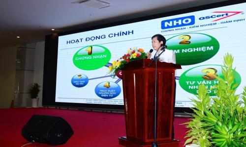 NHO-QSCert tham gia Hội thảo