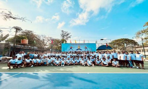 """Giải Tennis """"CUP DOANH NHÂN THỦY SẢN CẦN THƠ MỞ RỘNG LẦN 1 – 2021"""""""