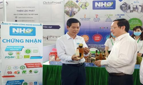 NHO – Đơn vị dẫn đầu trong tư vấn, hỗ trợ thực hiện chương trình OCOP quốc gia