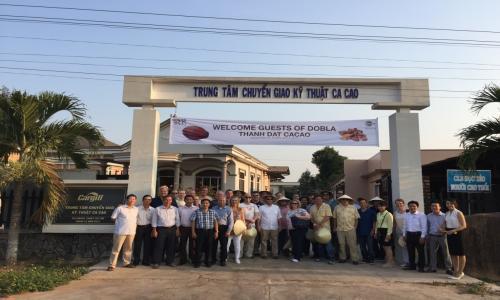 NHO-QSCERT CHỨNG NHẬN ISO22000 CHO CTY TNHH TMDVSX CA CAO THÀNH ĐẠT